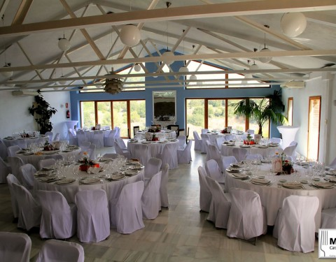 salon de boda estilo vintage