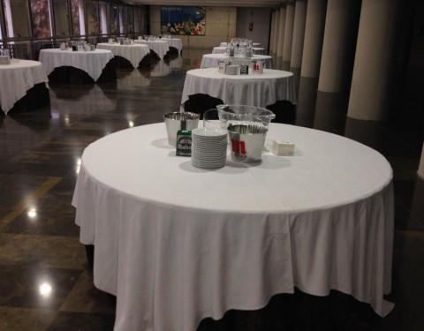 catering palau de congressos TGN