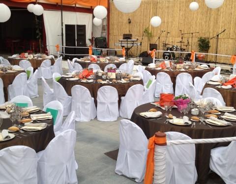 boda estilo clasico en Ribaroja