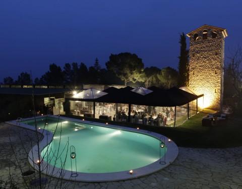 Catering de bodas en Castell Tallat