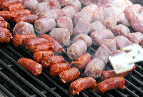 buffet barbacoa BBQ mallol catering