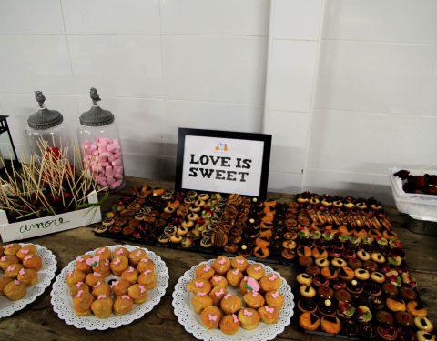 buffet de dulces para bodas