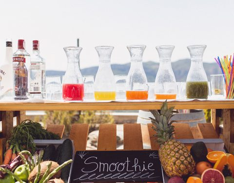 Buffet Smoothies