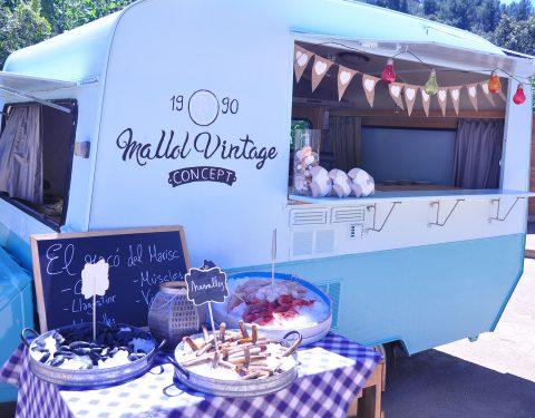 Caravana Vintage Mallol Catering